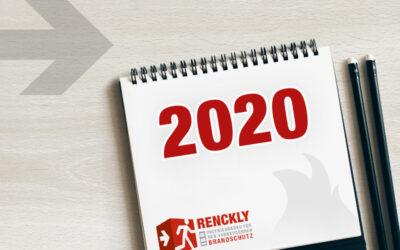 Brandschutz in Unternehmen auch 2020 wichtig
